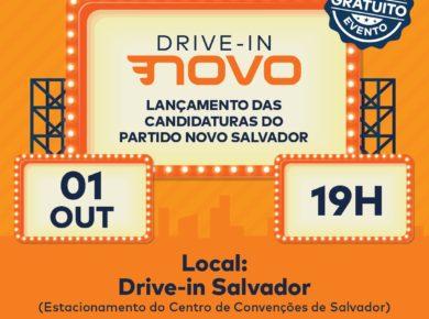 Lançamento Candidatos Partido Novo Salvador
