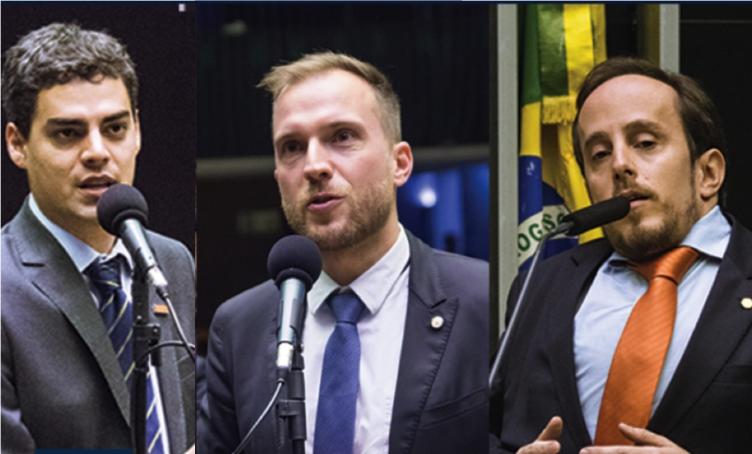 Aprovado no Senado projeto que define o Governo Digital, com coautoria de Tiago Mitraud, Vinicius Poit e Paulo Ganime