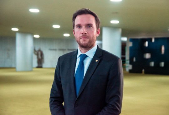 Vinicius Poit é aprovado pré-candidato do NOVO ao governo de São Paulo